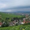11. August 2006, Ebringen-Talhausen, aufziehende Regenfront