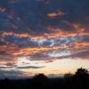 20. August 2006,Abendhimmel