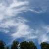 24. Juni 2007, Cirruswolken