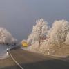 24. Dezember 2007,Raureif an der K4953