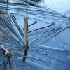 26. Dezember 2009, Teich mit Eiskristallen